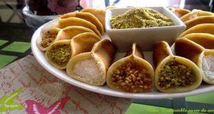 Atayef Assafiri (Mini crêpes orientales)